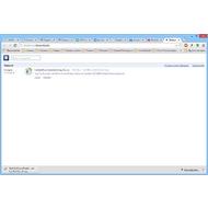 Скриншот Google Chrome - текущие и завершенные загрузки