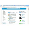 Скриншот Google Chrome - интерфейс браузера, который способствует эффективной работе