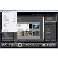 Скриншот Adobe Photoshop Lightroom - меню Edit