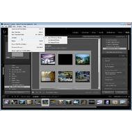 Скриншот Adobe Photoshop Lightroom - главное меню Web