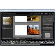 Скриншот Adobe Photoshop Lightroom - создание книги с фотографиями
