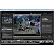 Скриншот Adobe Photoshop Lightroom - библиотека фотографий