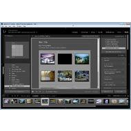 Скриншот Adobe Photoshop Lightroom - подготовка фото для веб-страниц