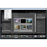 Скриншот Adobe Photoshop Lightroom - меню View