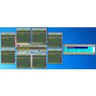 Многоканальный генератор сигналов звуковых частот 5.41