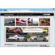 Скриншот Internet Explorer - просмотр страницы в приватном режиме
