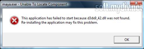 D3dx9 42.dll скачать бесплатно для windows 8