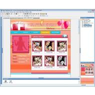 Скриншот Yahoo! SiteBuilder