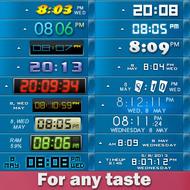 Free Desktop Clock 3.00