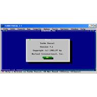 Borland Turbo Pascal 7.1