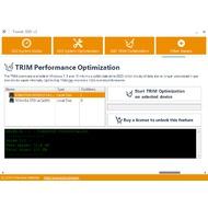Оптимизация с TRIM