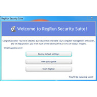RegRun Security Suite Platinum 7.76.0.176