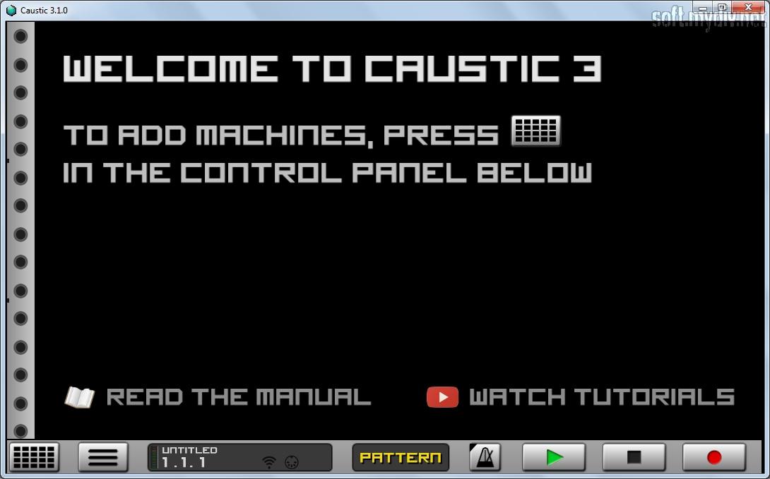 Caustic скачать на компьютер бесплатно