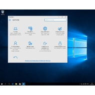 Меню параметров в Windows 10