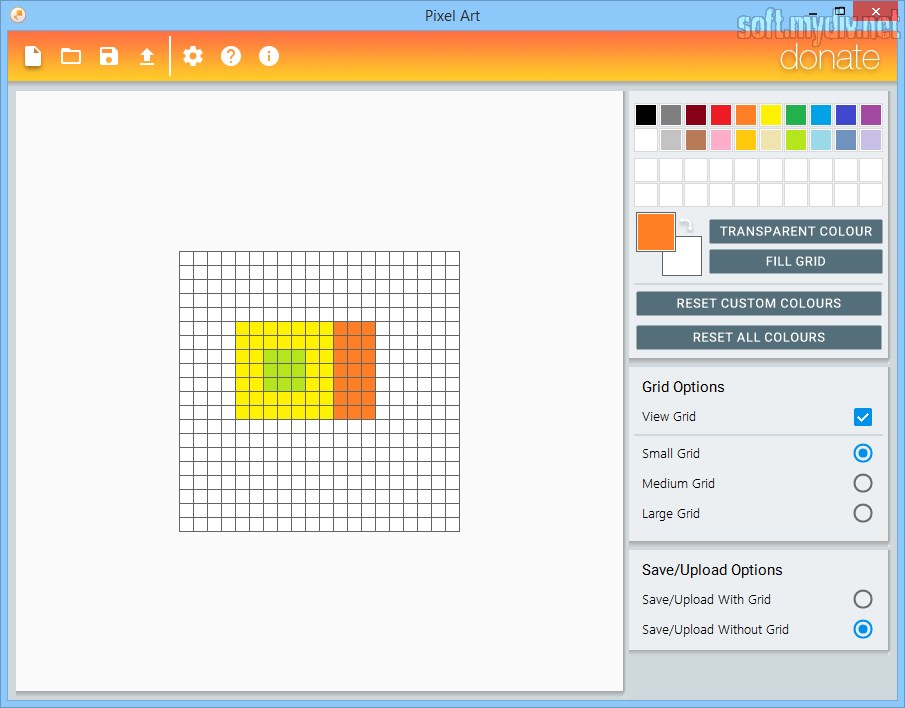 Pixel Art Program Nodownload Free Software Programs Online