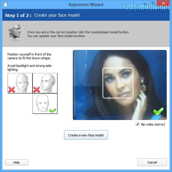 Скачать бесплатно программу распознавания лиц