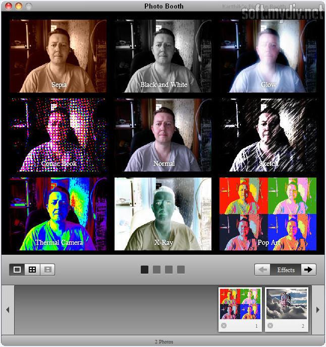 Скачать photo booth кривое зеркало на компьютер