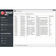 Мониторинг активности запущенных программ