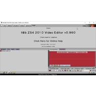 Главное окно программы и информация о версии