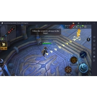 Запуск игры Arena of Valor в Tencent Gaming Buddy